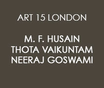 Art15 London | Sanchit Art